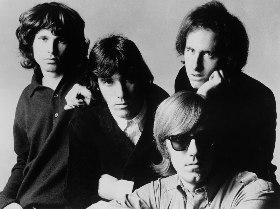 The Doors w najsłynniejszym składzie