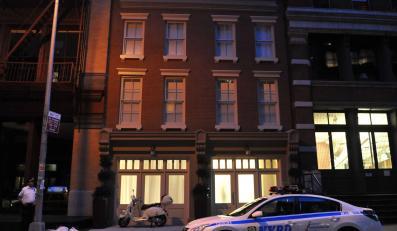 """Tribeca - stąd Strauss-Khan przeniósł się do swej nowej """"siedziby"""""""