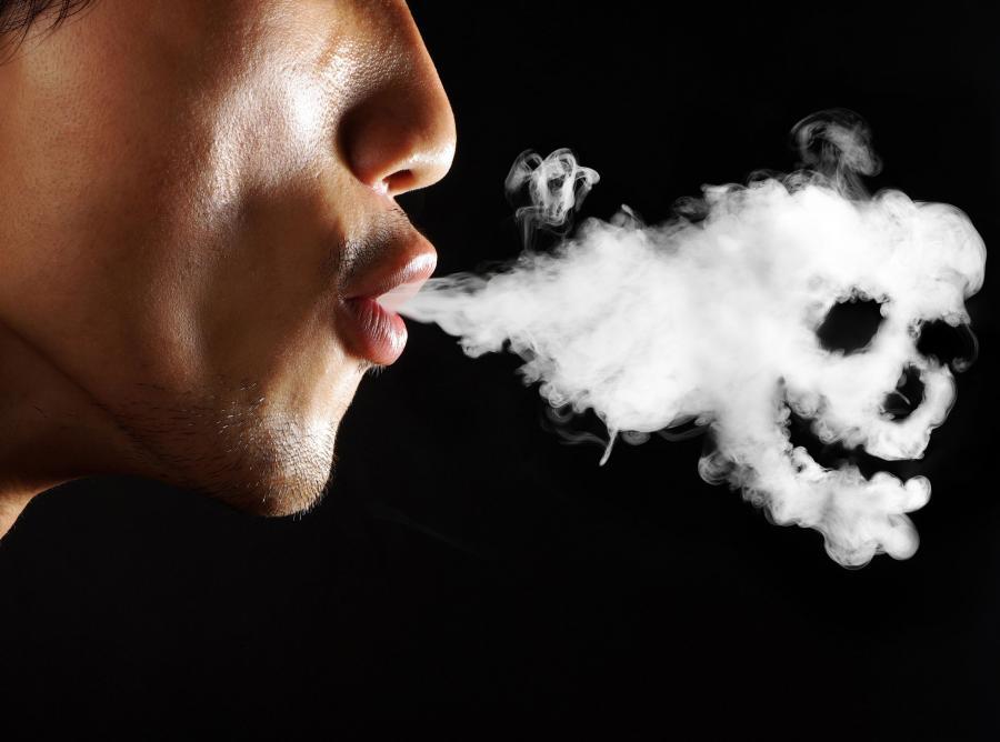 Każdego roku w USA z powodu palenia papierosów umiera 443 tys. ludzi
