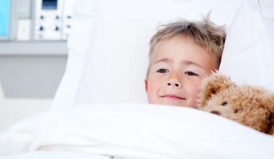 dziecko szpital