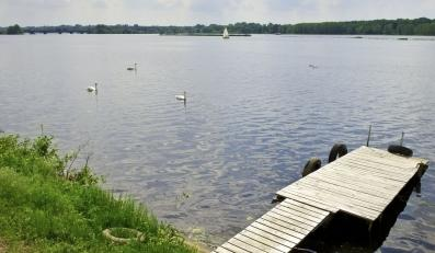 W zalewie w Wilczej Woli utonęły dwie młode kobiety