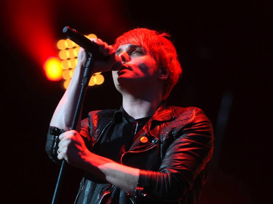 My Chemical Romance zagra tuż przy polskiej granicy