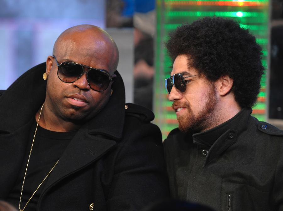 Cee Lo Green i DJ Danger Mouse, czyli Gnarls Barkley
