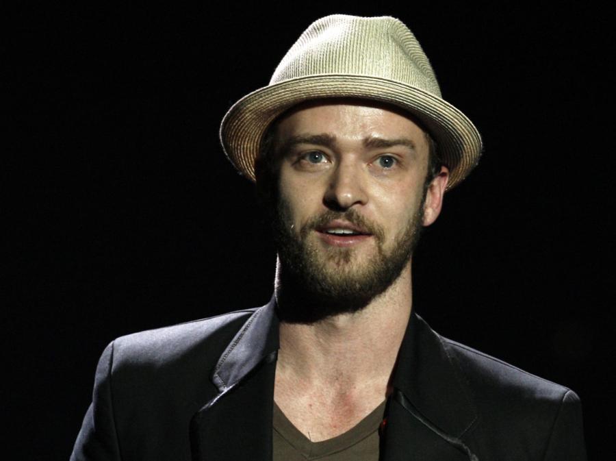 Justin Timberlake szuka talentów