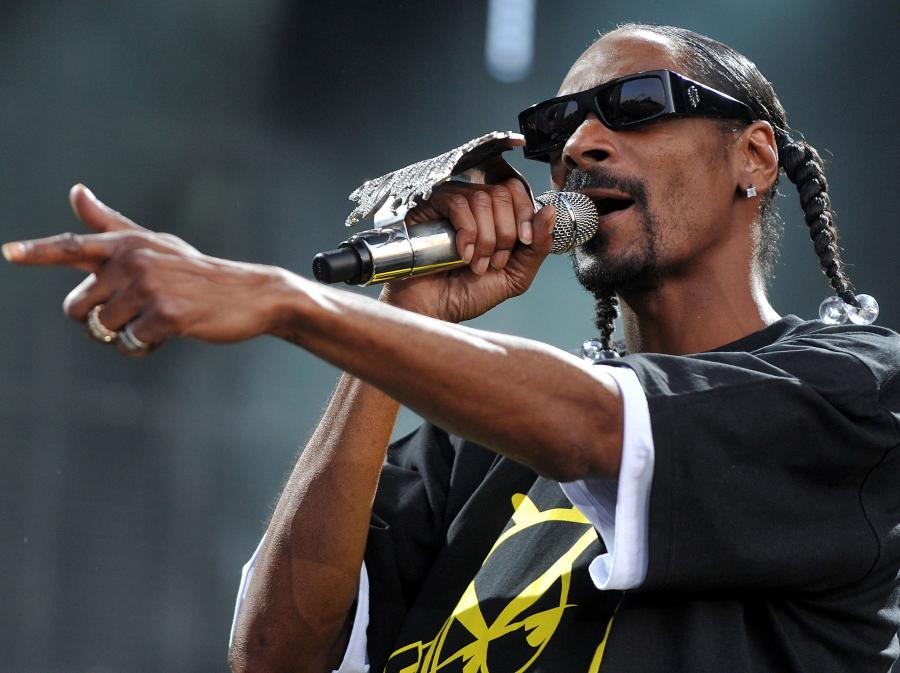 Snoop Dogg woli dawać niż brać