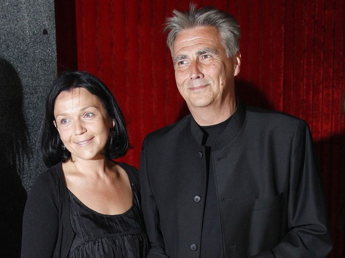 Krzysztof Krauze i Joanna Kos-Krauze