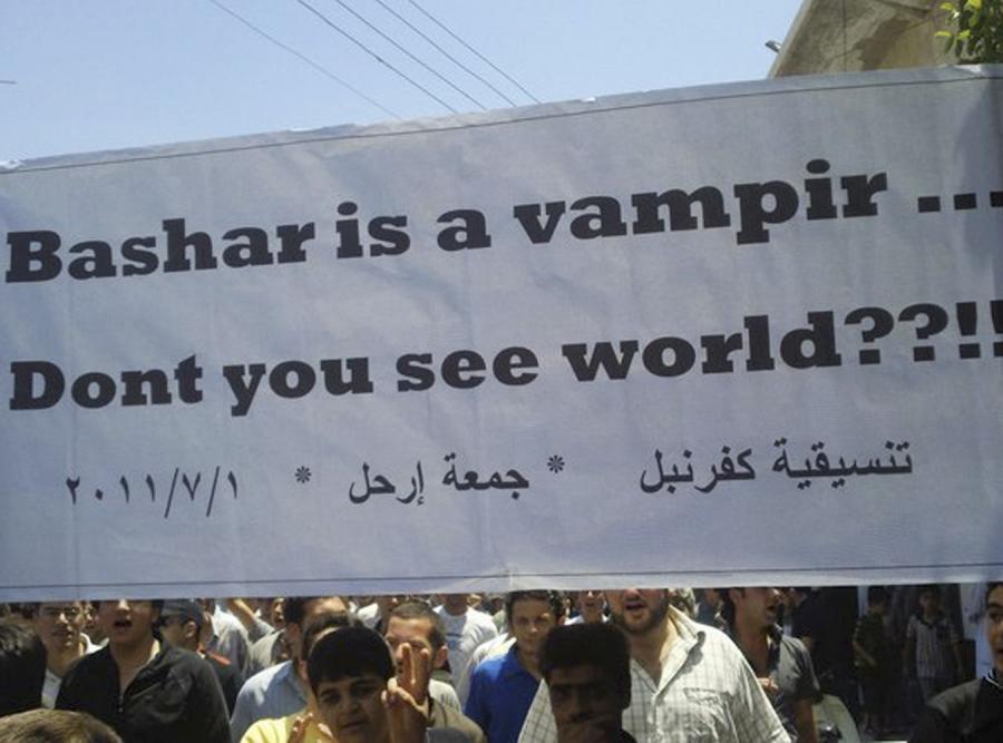USA grożą krwawemu dyktatorowi. Będzie wojna?