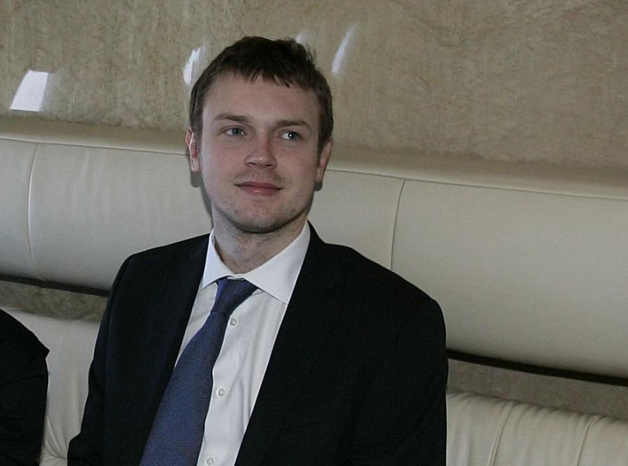 Syn premiera, Michał Tusk