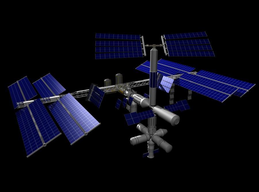 Międzynarodowa Stacja Kosmiczna spadnie do Pacyfiku w 2020 r.