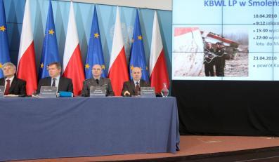 Amerykańskie media: Polski raport obwinia częściowo Rosję