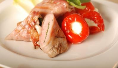 Saltimbocca z grilla