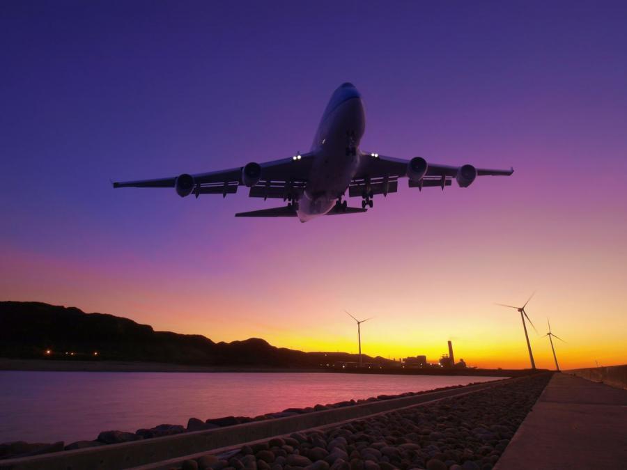 Skandal we włoskich liniach lotniczych