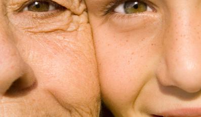 Twarze - starzenie się i młodość