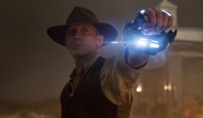 Daniel Craig –trochę kowboj, trochę obcy