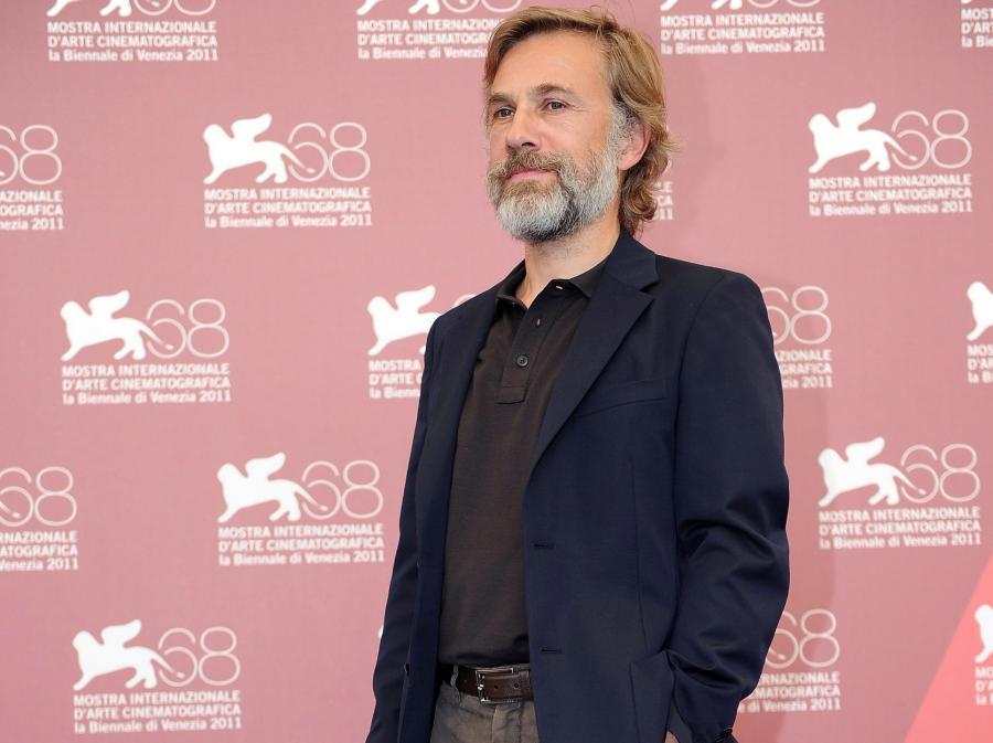 Christoph Waltz w Wenecji