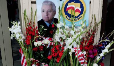 Andrzej Lepper popełnił samobójstwo w swoim biurze