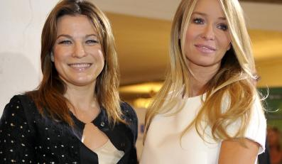 Aldona Wejchert i Joanna Przetakiewicz