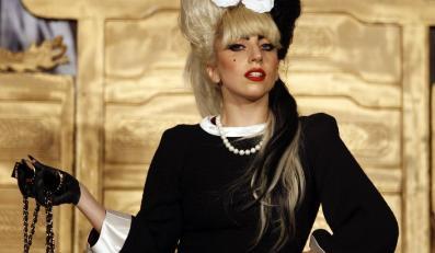 """Lady Gaga trafi do """"Kapeluszowej Alei Sław"""""""