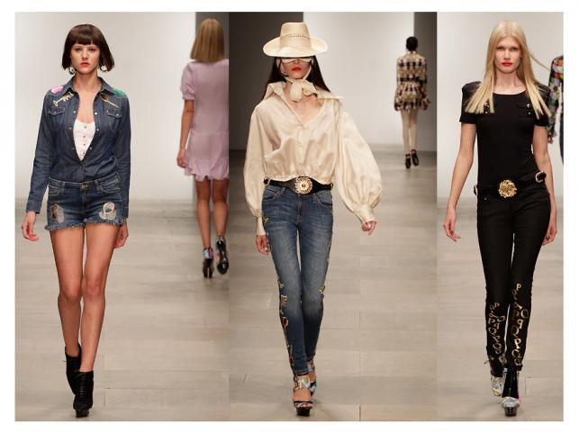 Wyjątkowa kolekcja Lee i PPQ - pokaz na London Fashion Week.