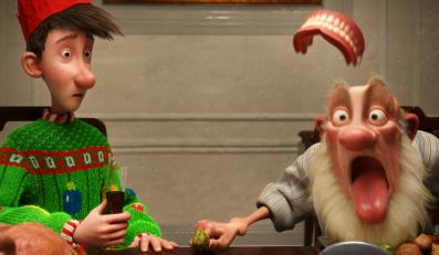 Artur ratuje Gwiazdkę, a Justin mu śpiewa