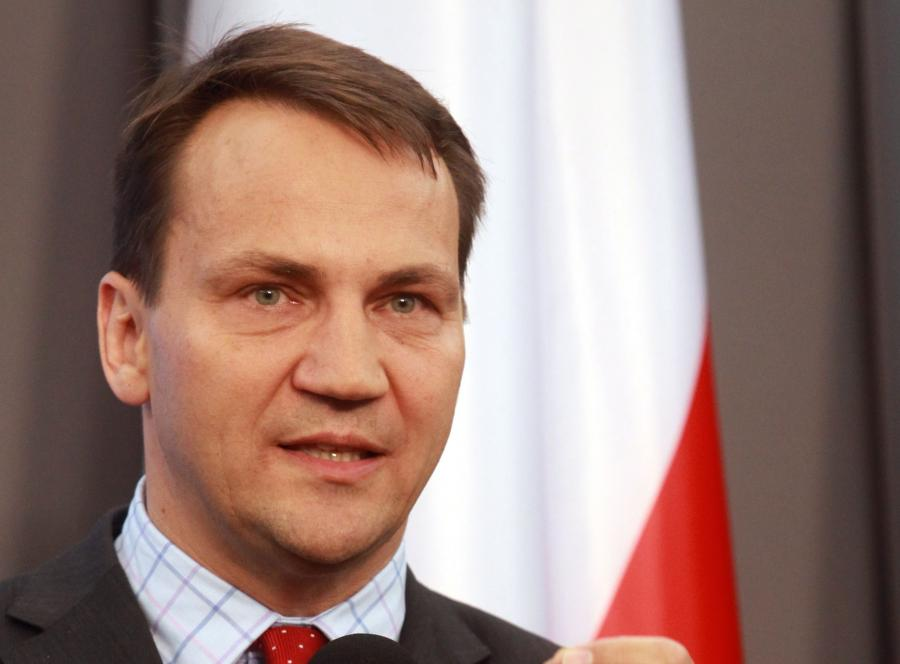 Sikorski zadeklarował polską pomoc w libijskiej transformacji