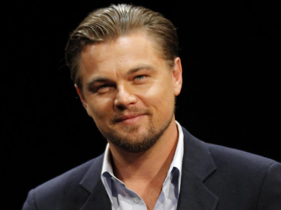 Leonardo DiCaprio u twócy \