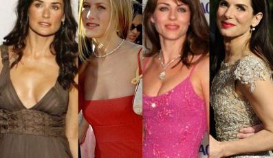 Zdradzone gwiazdy Hollywood