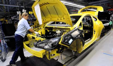 Przerwa produkcyjna w gliwickiej fabryce Opla