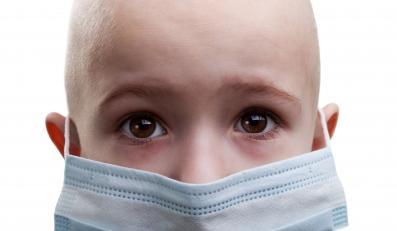 Szanse na wyleczenie raka u dziecka zwykle są większe niż u dorosłych