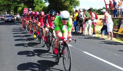 Tour de France: Start w Liege, prawie 100 km czasówek