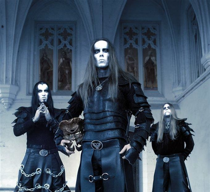 Nergal i Behemoth