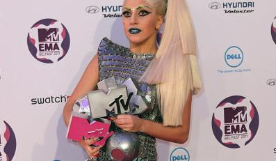 Lady Gaga z 4 nagrodami EMA