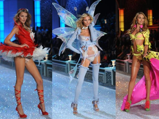 Victoria's Secret Fashion Show - Nowy Jork, listopad 2011.