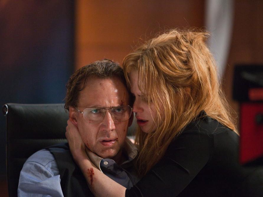 Nicole Kidman i Nicolas Cage w \