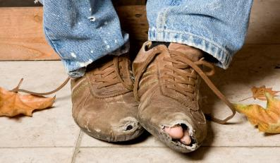 Bieda. Zdjęcie ilustracyjne