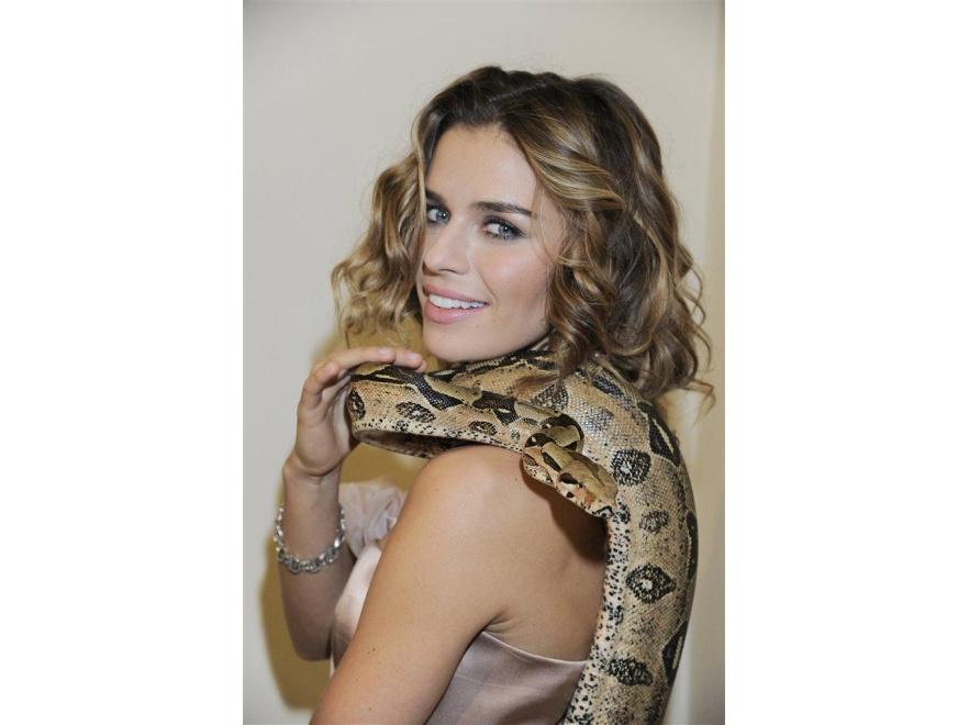 Czy wąż zamiast naszyjnika to dobry pomysł?