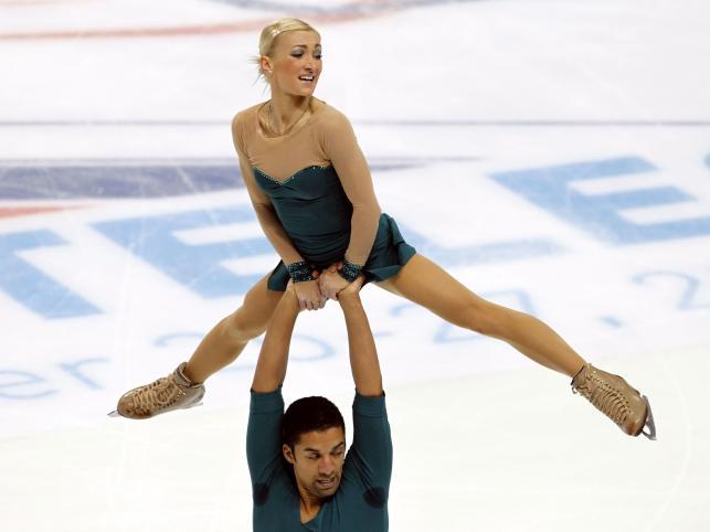 Aliona Savchenko i Robin Szolkowy