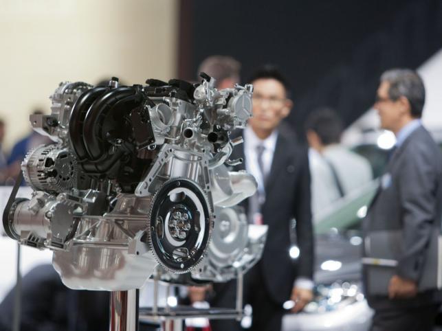 Honda zaprezentowała nowy silnik Diesla