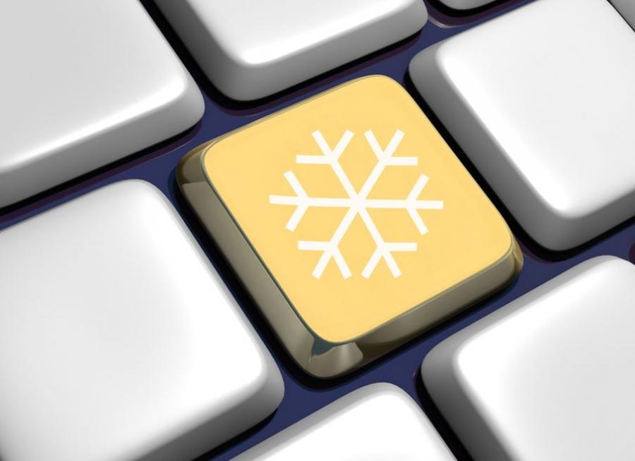 Jak ściągąć sobie zimę przez internet?