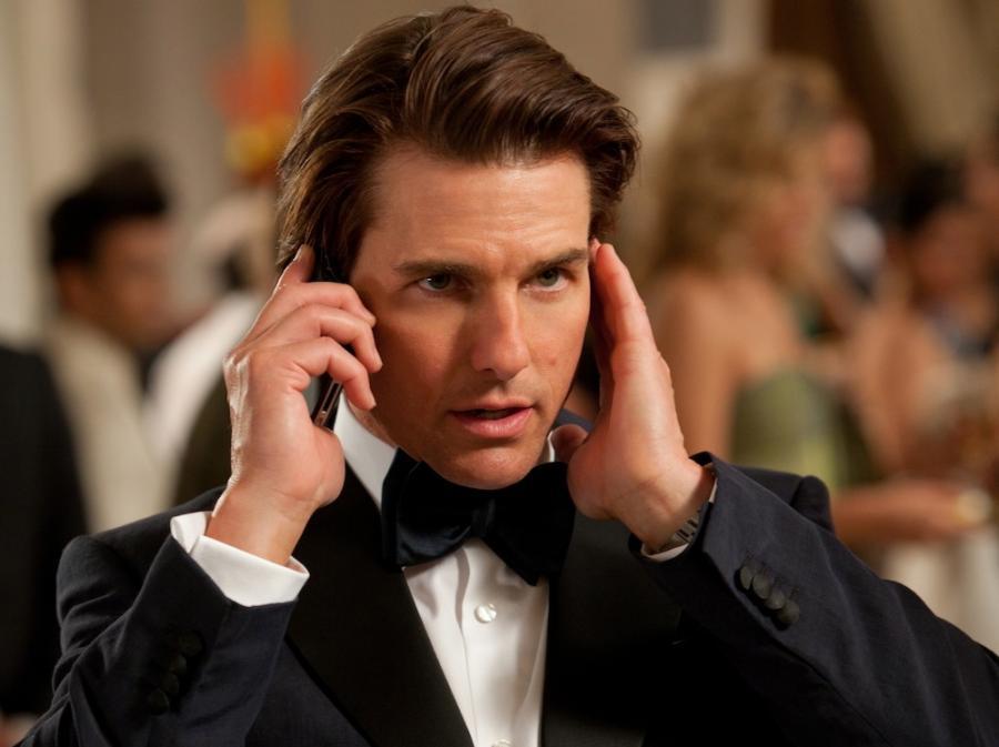 Tom Cruise znów ruszy w \