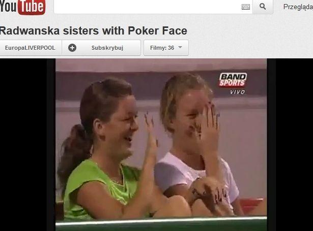 Agnieszka i Ula Radwańskie