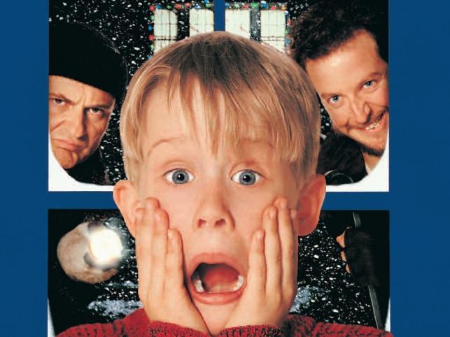"""""""Kevin sam w domu"""" –świąteczny klasyk"""