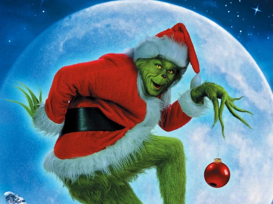 """""""Grinch: Świąt nie będzie"""""""