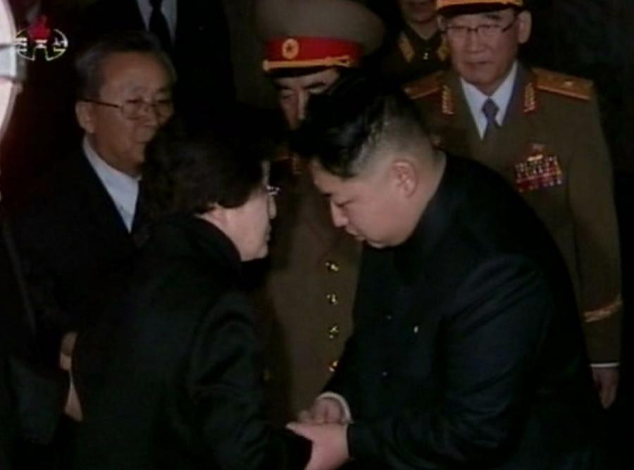 Natępca Kim Dzong Ila - Kim Dzong Un