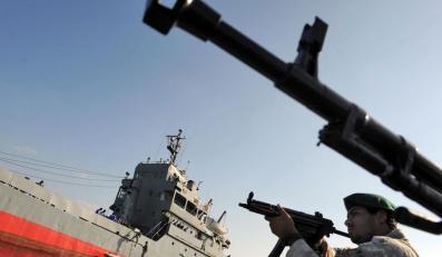 Manewry irańskiej armii w cieśninie Ormuz