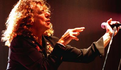 Głos Led Zeppelin – Robert Plant