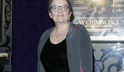 Agnieszka Holland: jakbyśmy wygrali jakiś puchar kryształowy