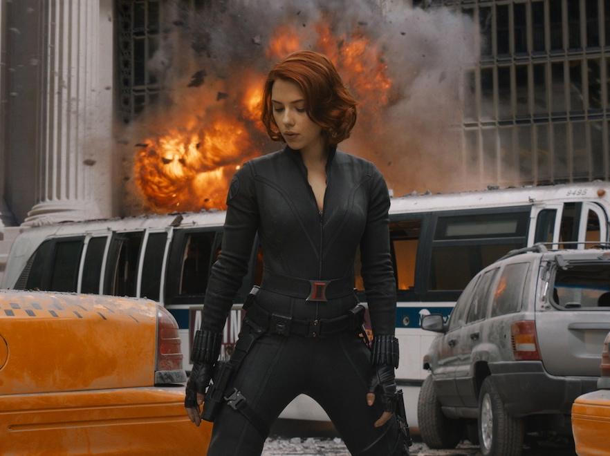 """5. """"The Avengers"""" –1,519 miliarda dolarów"""