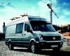 Volkswagen Crafter - Volkswagen Golf Plus - najsolidniejszy dostawczak zdaniem Dekry