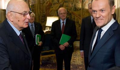 Tusk krytykuje Berlin i szuka nowego sojusznika